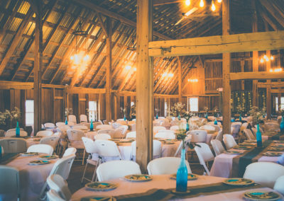 Meadow Brook Barn Wedding
