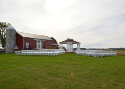 Meadow Brook Barn Ceremony