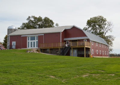 Meadow Brook Barn Exterior