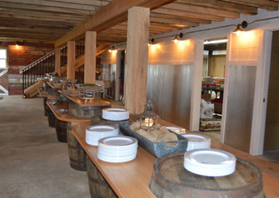 Meadow Brook Barn Buffet