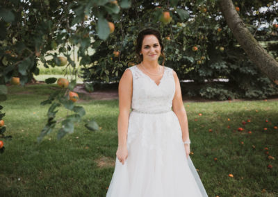 Meadow Brook Barn bride